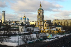 Глава Волгодонской епархии епископ Волгодонский и Сальский Корнилий посетил Новоспасский ставропигиальный мужской монастырь