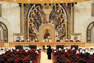 Глава Волгодонской епархии епископ Волгодонский и Сальский Корнилий принял участие в завершении Архиерейского совещания Русской Православной Церкви