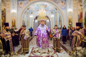 Всенощное бдение. Волгодонск. 28.02.2015 г.