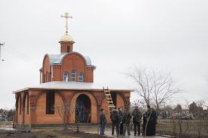 Глава Волгодонской епархии провел совещание посвященное ремонту часовни в честь Всех Святых на городском кладбище № 2 г.Волгодонска