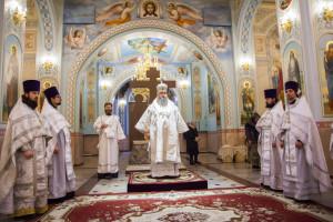 Божественная литургия. Волгодонск. 14.02.2015 г.