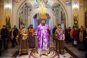 Всенощное бдение. Волгодонск. 21.03.2015 г.