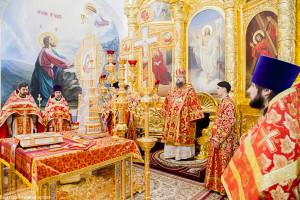 Божественная литургия. Волгодонск. 21.04.2015 г.