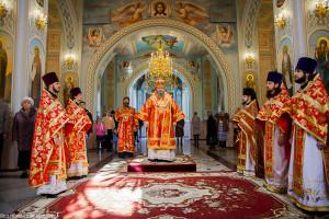 Божественная литургия. Волгодонск. 26.04.2015 г.