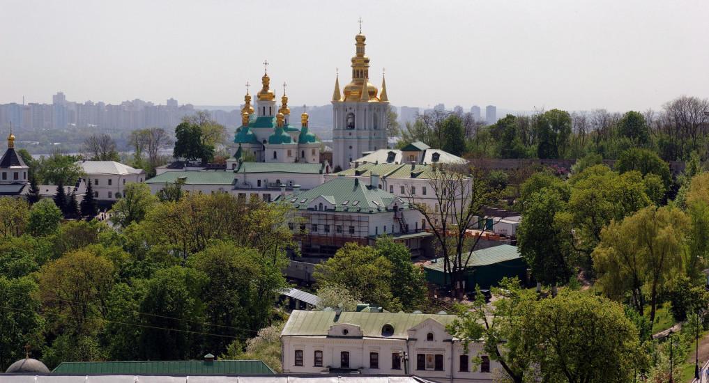 Киево-Печерская Лавра и ее святые