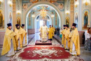 Божественная литургия. Волгодонск. 20.09.2015 г.