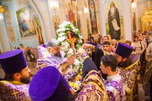 Всенощное бдение. Волгодонск. 26.09.2015 г.