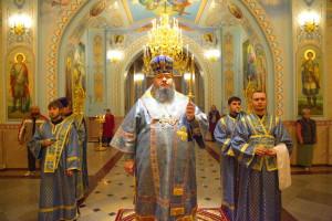 Всенощное бдение. Волгодонск. 05.11.2015 г.