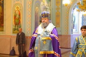 Божественная литургия. Волгодонск. 06.11.2015 г.