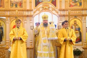 Божественная Литургия. Сальск. 10.11.2015 г.