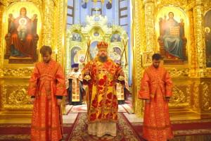 Всенощное бдение. Волгодонск. 20.11.2015 г.