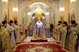 Божественная Литургия. Волгодонск. 06.12.2015 г.