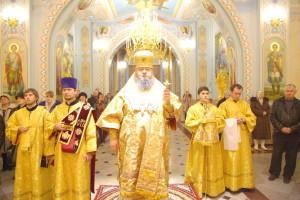 Всенощное бдение. Волгодонск. 26.12.2015 г.
