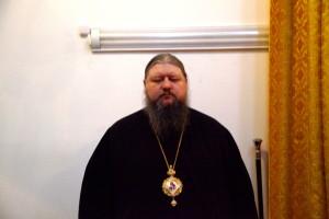 Божественная Литургия. Волгодонск. 31.12.2015 г.