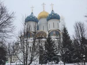 Глава Волгодонской епархии епископ Волгодонский и Сальский Корнилий посетил Свято — Троицкую Сергиеву Лавру.