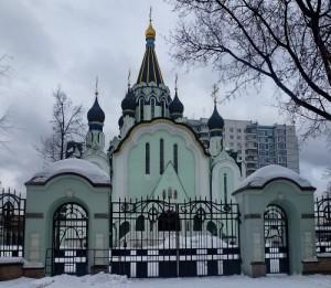 Глава Волгодонской епархии епископ Волгодонский и Сальский Корнилий посетил храм Воскресения Христова в Сокольниках.