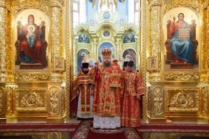 Божественная литургия. г. Волгодонск 15.05.2016 г.