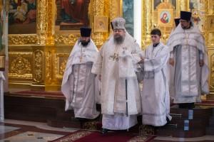 18.06.2016 г. Божественная литургия г.Волгодонск.