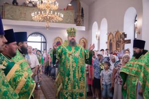 19.06.2016 г. Божественная литургия г.Волгодонск.