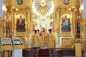 26.06.2016 г. Божественная литургия г.Волгодонск.