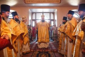 07.07.2016г. Божественная литургия ст. Милютинская
