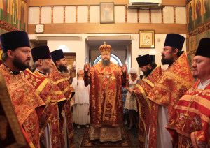 18.07.2016г. Божественная литургия г.Волгодонска.