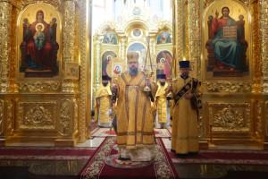 10.07.2016 г. Божественная литургия г.Волгодонск.