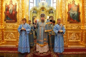 10.07.2016г. Всенощное бдение г. Волгодонск.