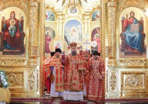 17.07.2016г. Божественная литургия г. Волгодонск.