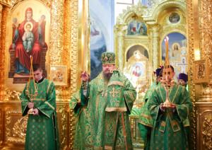 17.07.2016г. Полиелейное богослужение г. Волгодонск.