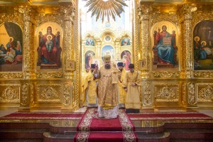 31.07.2016г. Божественная литургия г.Волгодонска.