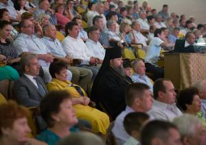 28 июля 2016 года. Торжественное Собрание, посвященное празднованию Дня города «Родина моя, Волгодонск»