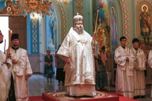 18.08.2016г. Всенощное бдение г. Волгодонск.