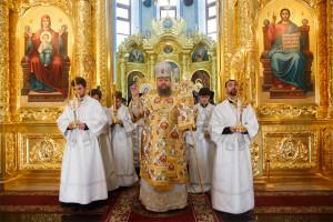 20.08.2016г. Всенощное бдение г. Волгодонск.