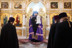 21.08.2016г. Божественная литургия ст. Ермаковская.