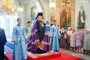 28.08.2016г. Божественная литургия г. Волгодонск.