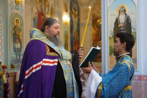29.08.2016г. Молебен за божественной литургией г.Волгодонска.