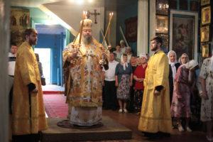 7.07.2017г. Божественная литургия хутор Богураев