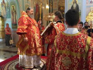 16.07.2017г. Вечернее богослужение г. Волгодонск.