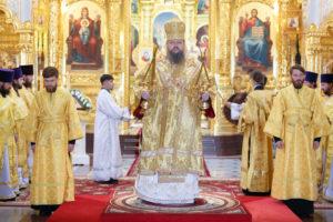 30.07.2017г. Божественная литургия г. Волгодонск