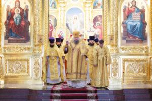 2.07.2017г. Божественная литургия г. Волгодонск