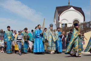 9.07.2017г. Божественная литургия г. Волгодонск