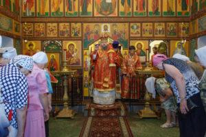18.07.2017г. божественная литургия г. Волгодонск