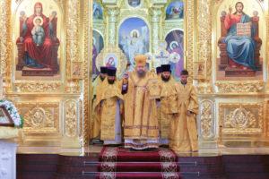 23.07.2017г. Божественная литургия г. Волгодонск