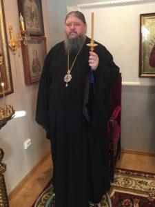 9 августа 2017 года в предверии чествования иконы Божией Матери «Смоленская»