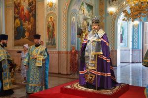 5.08.2017г. Божественная литургия г. Волгодонск