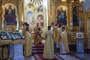 6.08.2017г. Божественная литургия г. Волгодонск