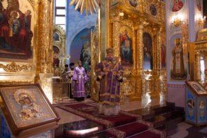 13.08.17г Вечернее богослужение г.Волгодонск