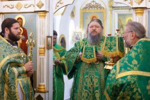 15.08.2017г. Божественная литургия г. Волгодонск