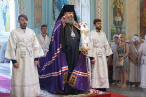 19.08.2017г. Божественная литургия г. Волгодонск